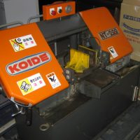 KOIDEバンドソーNT-200