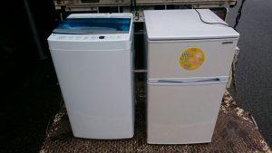 洗濯機と冷蔵庫の買取