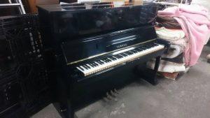 買い取ったピアノ